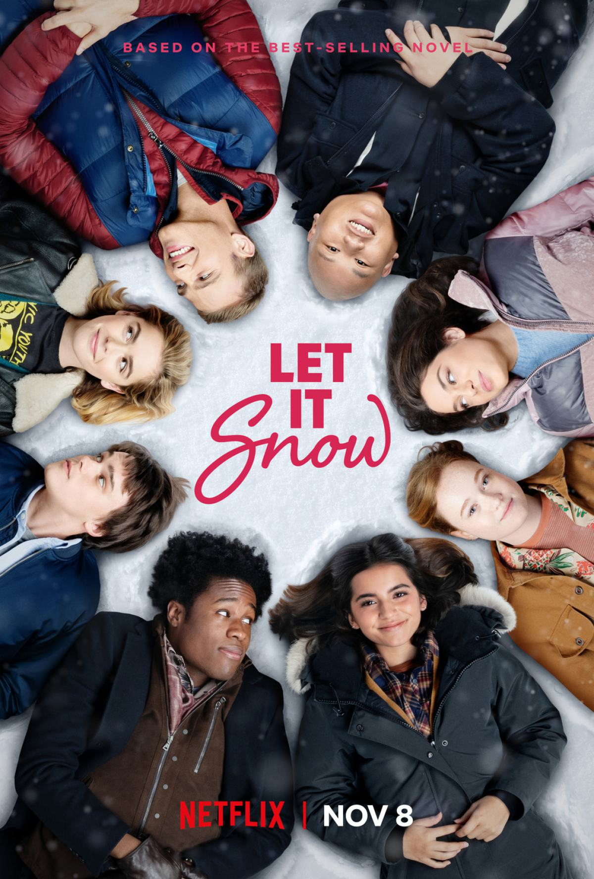Let It Snow Poster #1