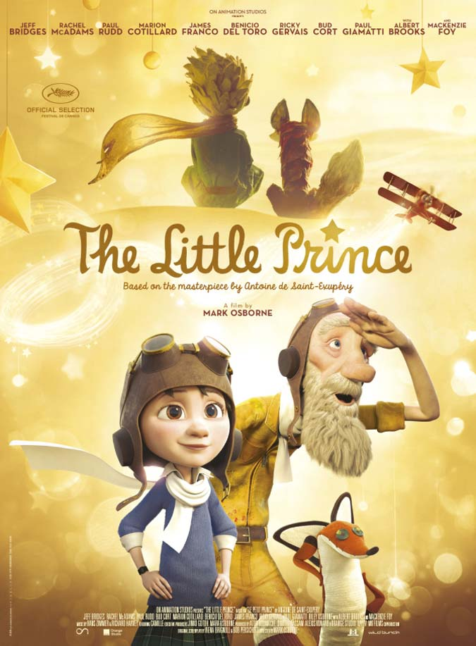 The Little Prince Poster #1