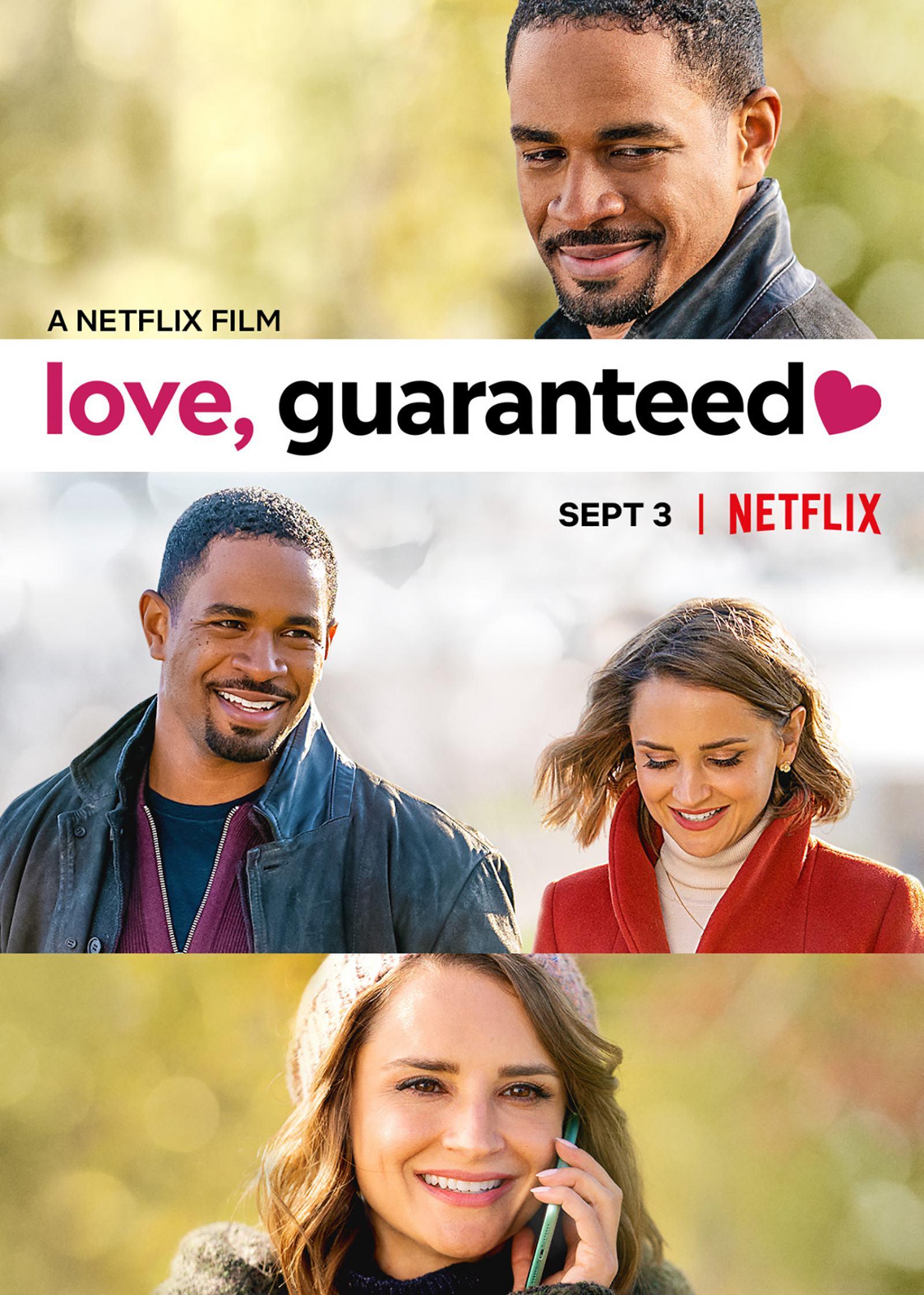 Love, Guaranteed Poster #1