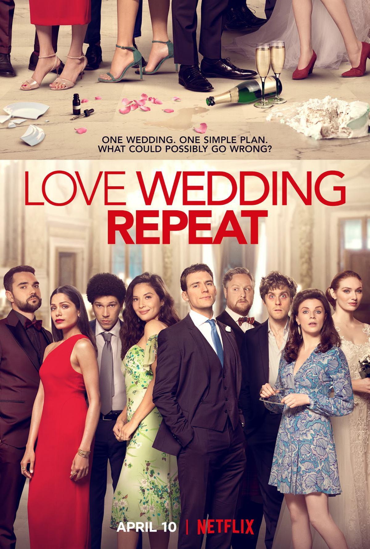 Love. Wedding. Repeat Poster #1