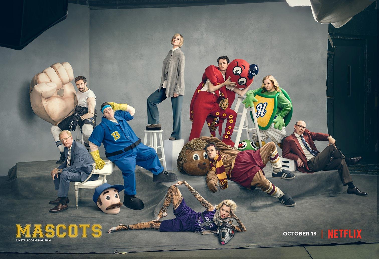 Mascots Poster #2