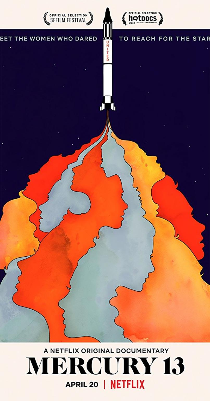 Mercury 13 Poster #1