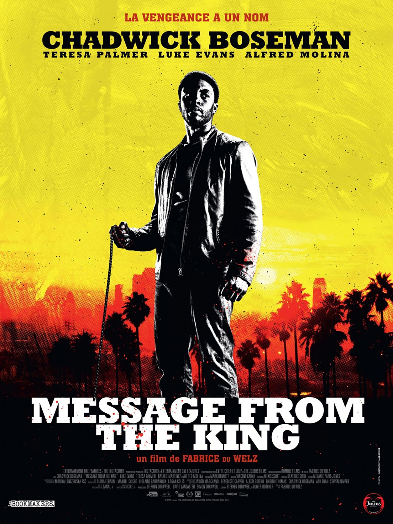Message from the King Poster #1
