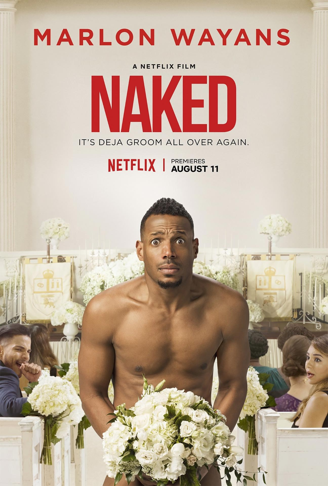 Naked Poster #1