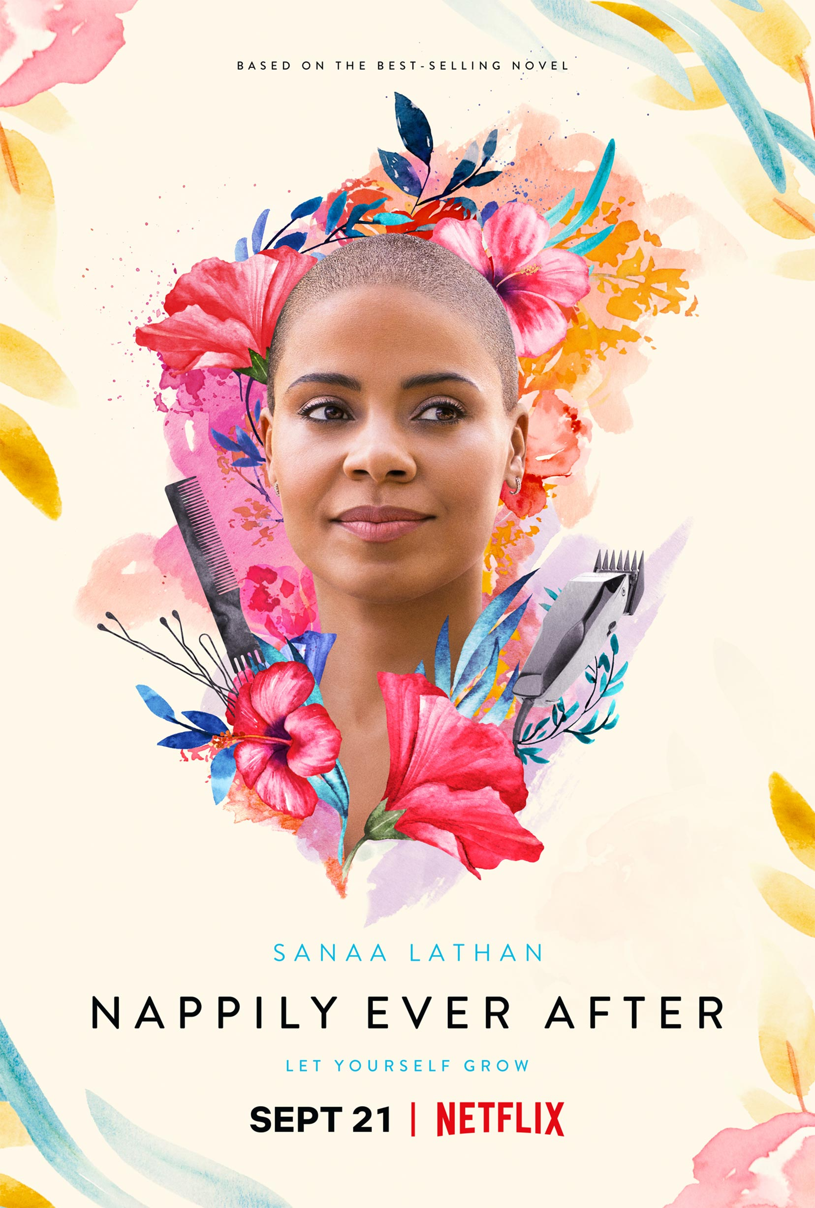 Nappily Ever After Poster #1