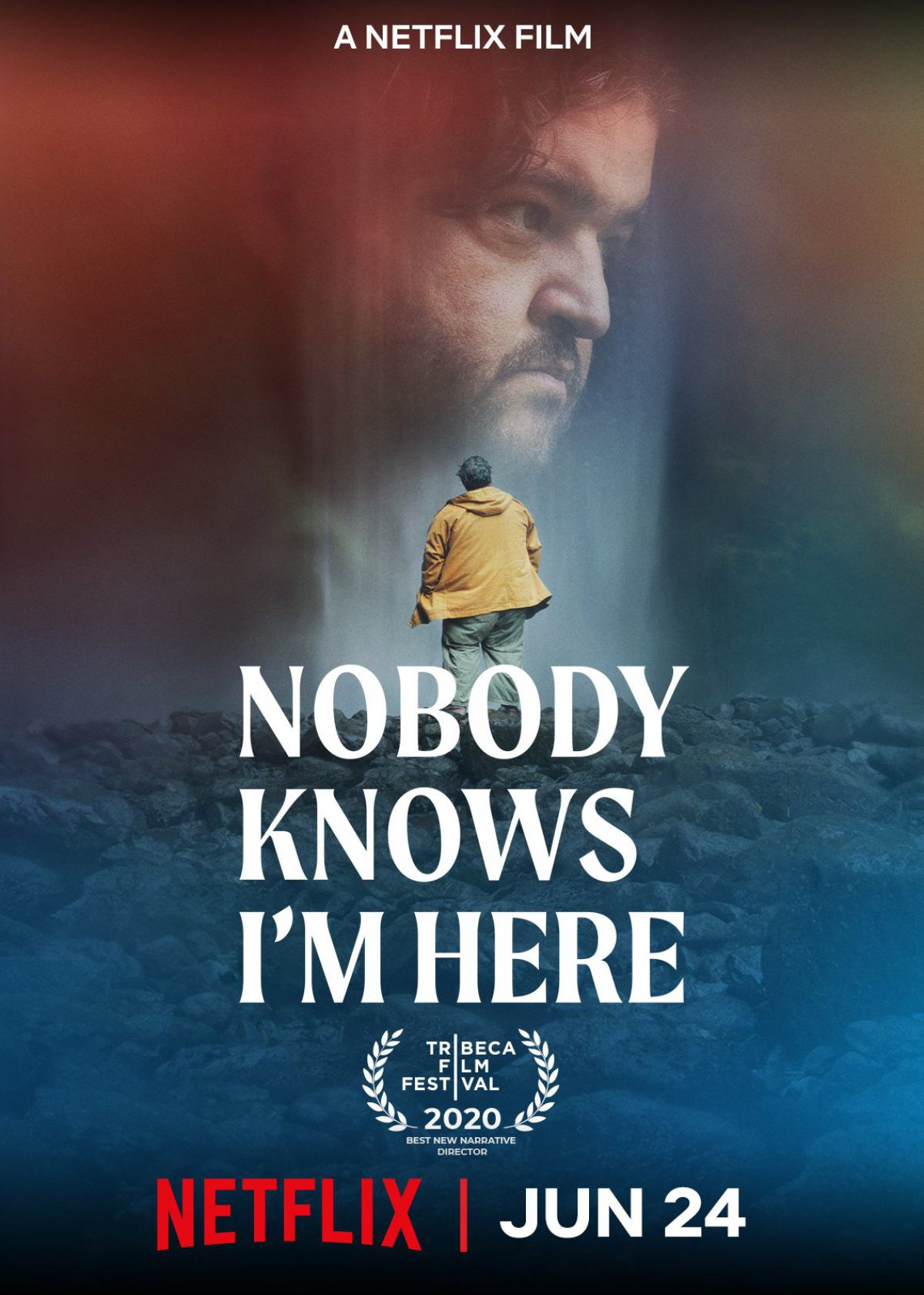 Nobody Knows I'm Here Poster #1