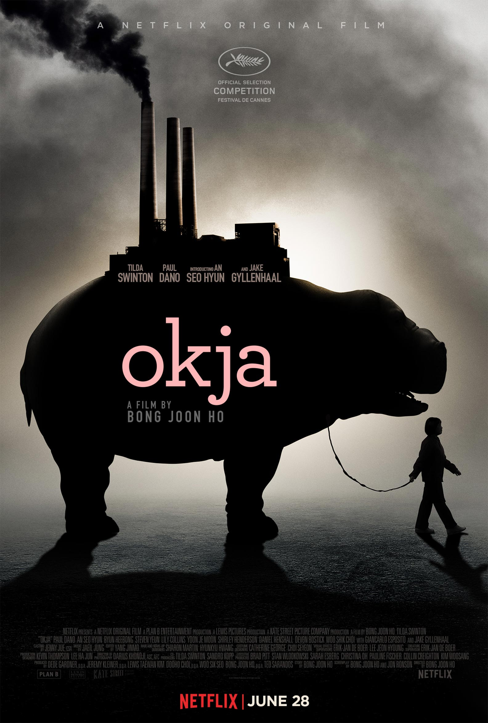 Okja (2017) Full Movie In Hindi 720P