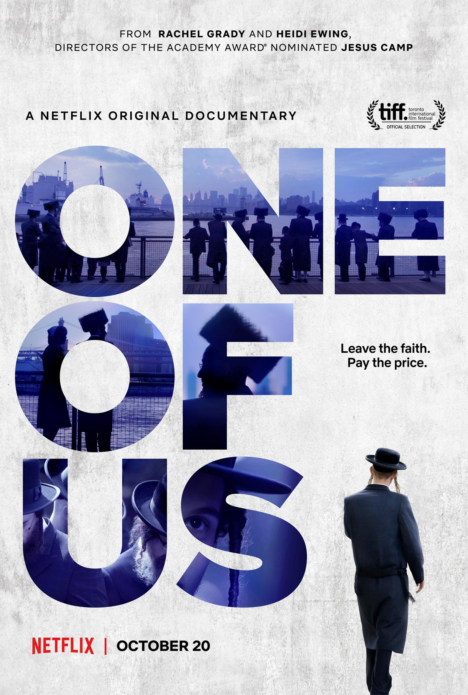 One of Us Poster #1