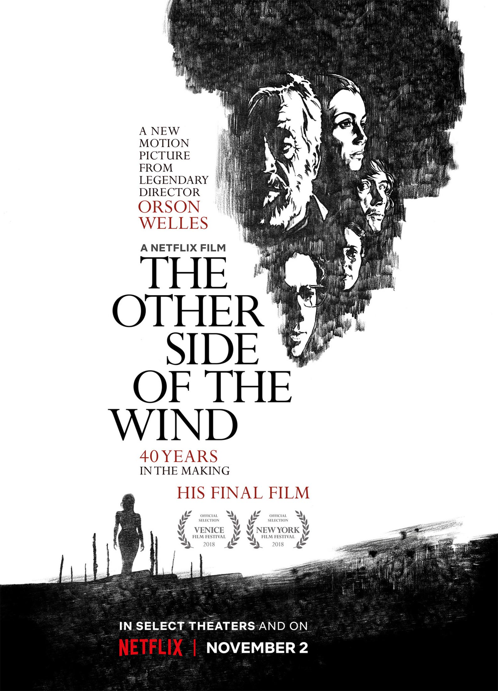 The Other Side of the Wind Poster #1
