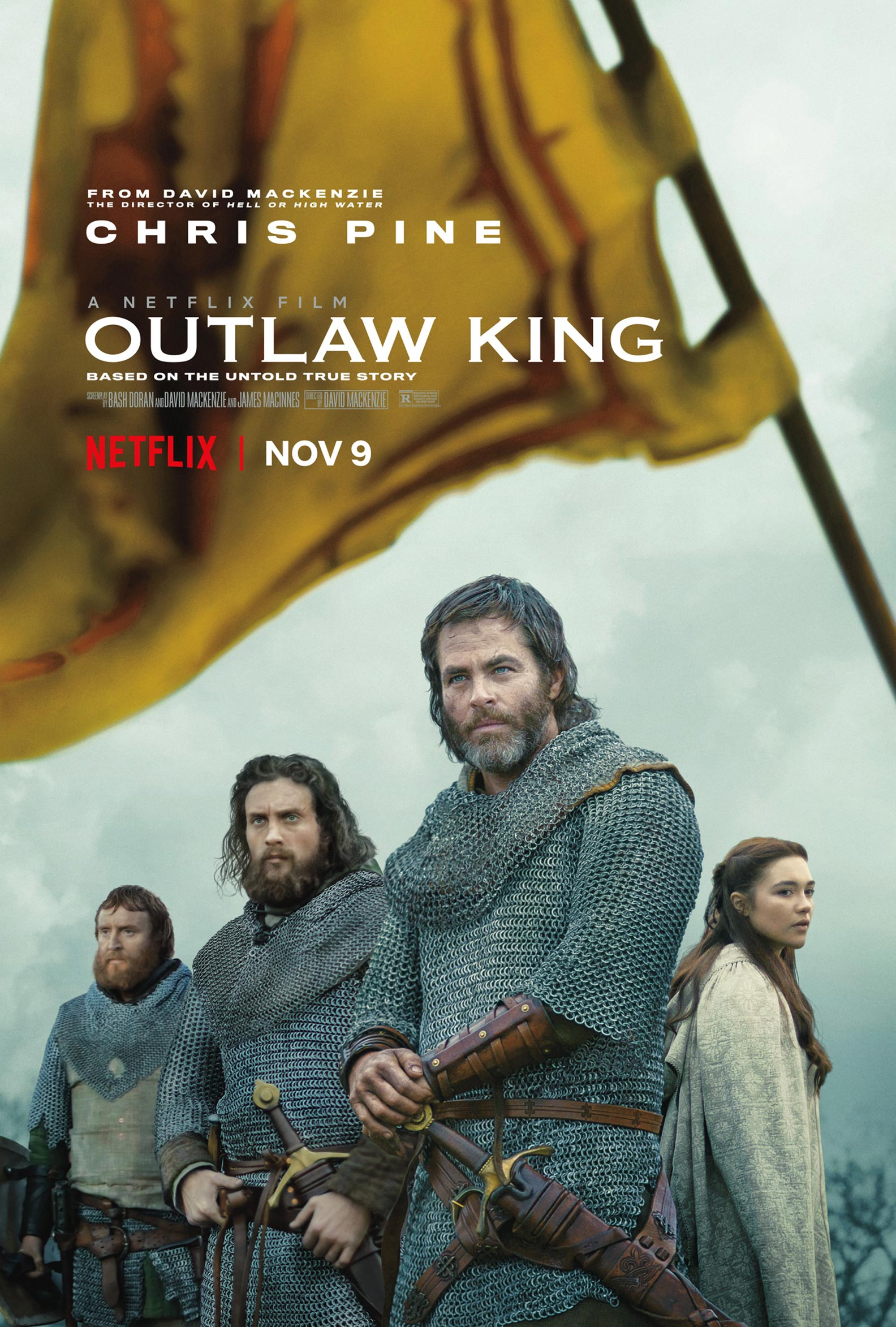 Outlaw King Poster #1