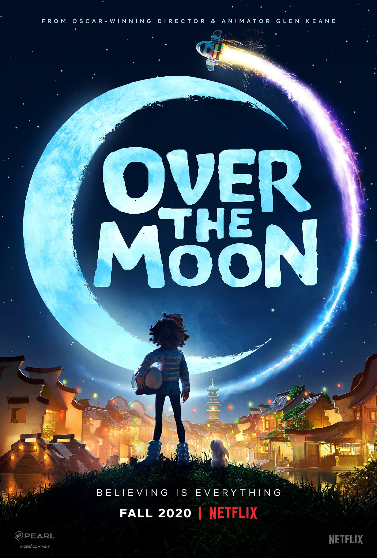Over the Moon Poster #1