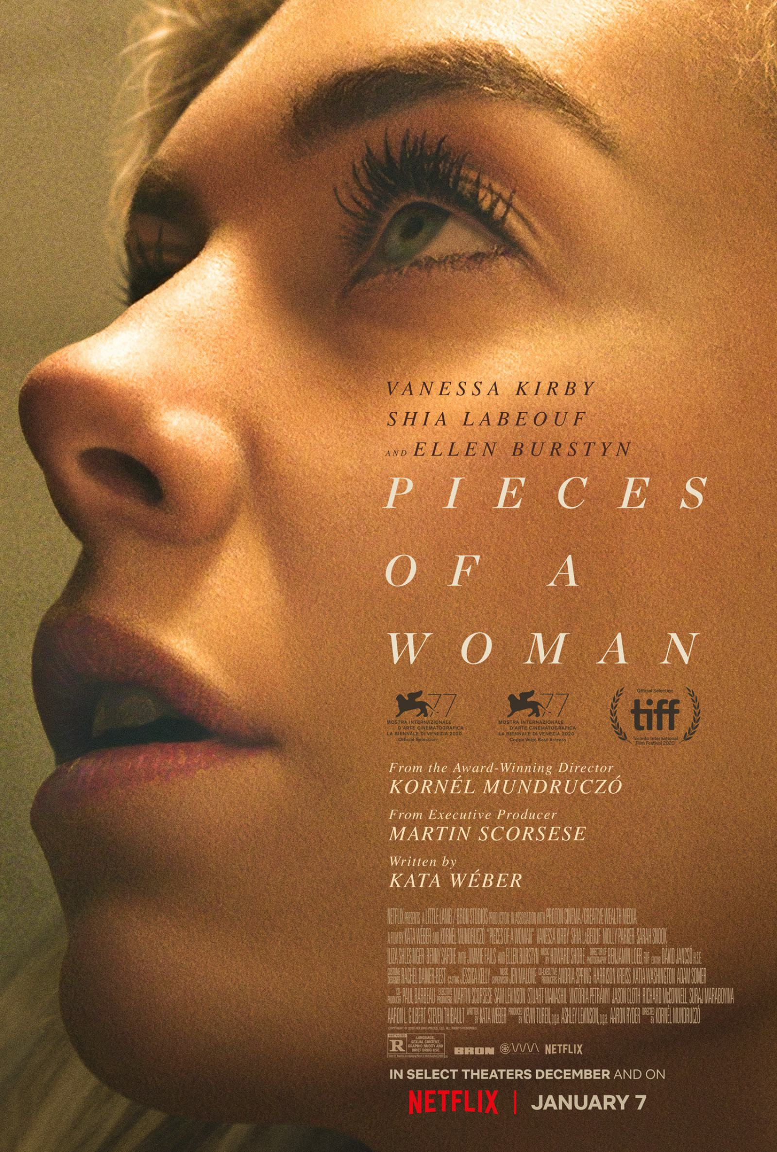 Pieces of a Woman Poster #1