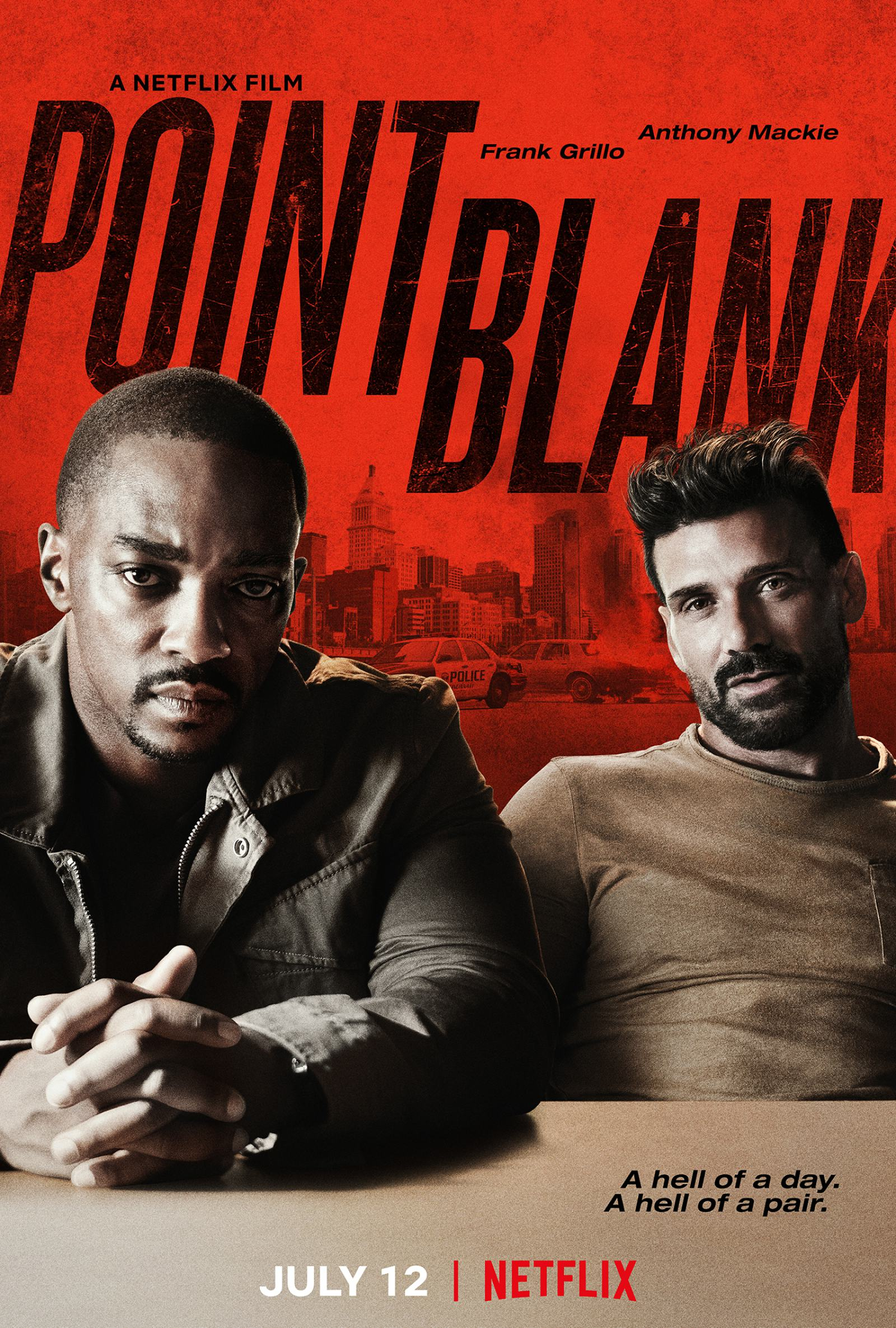 Point Blank Poster #1
