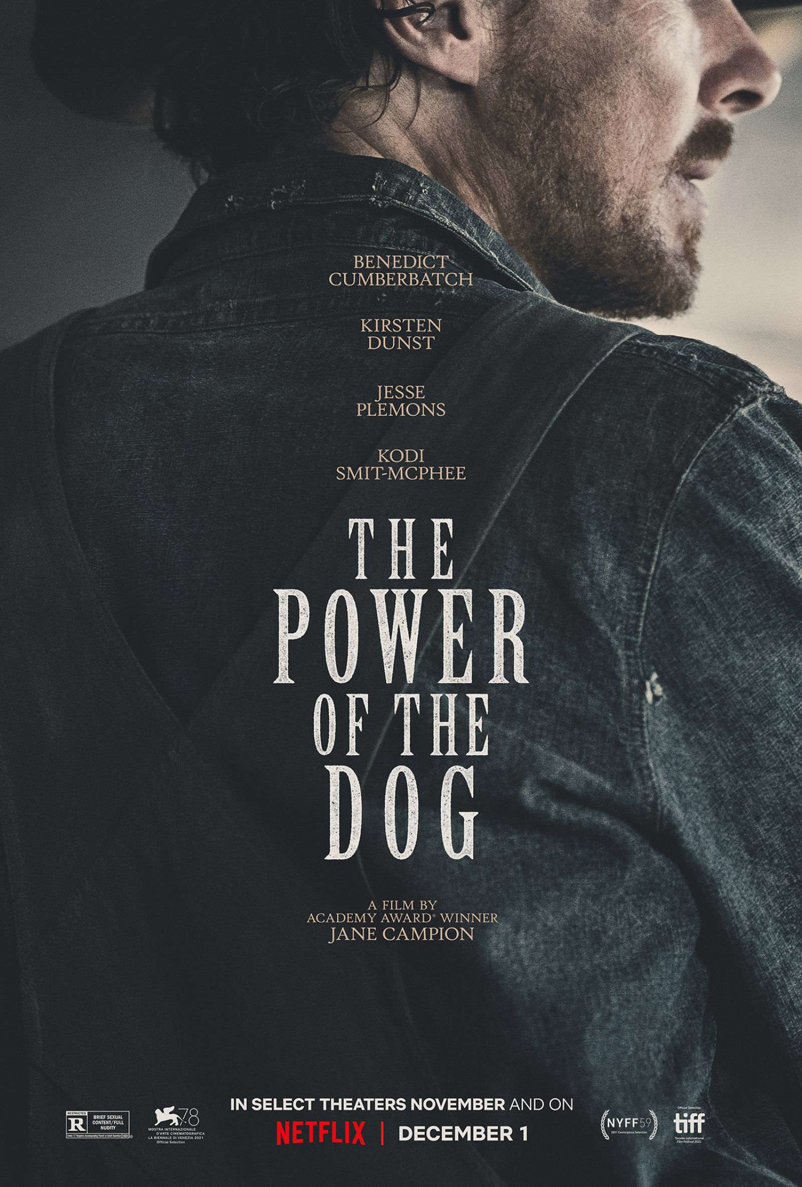 The Power of the Dog Poster #1