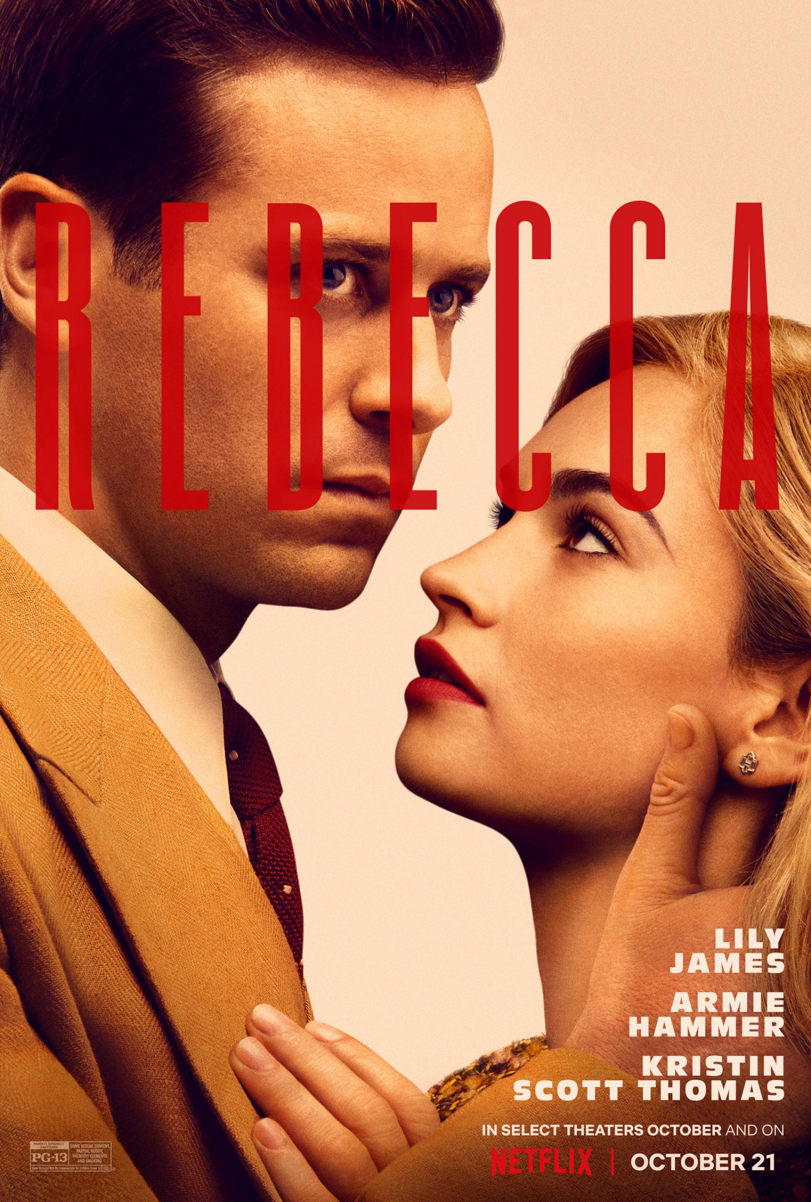Rebecca Poster #1