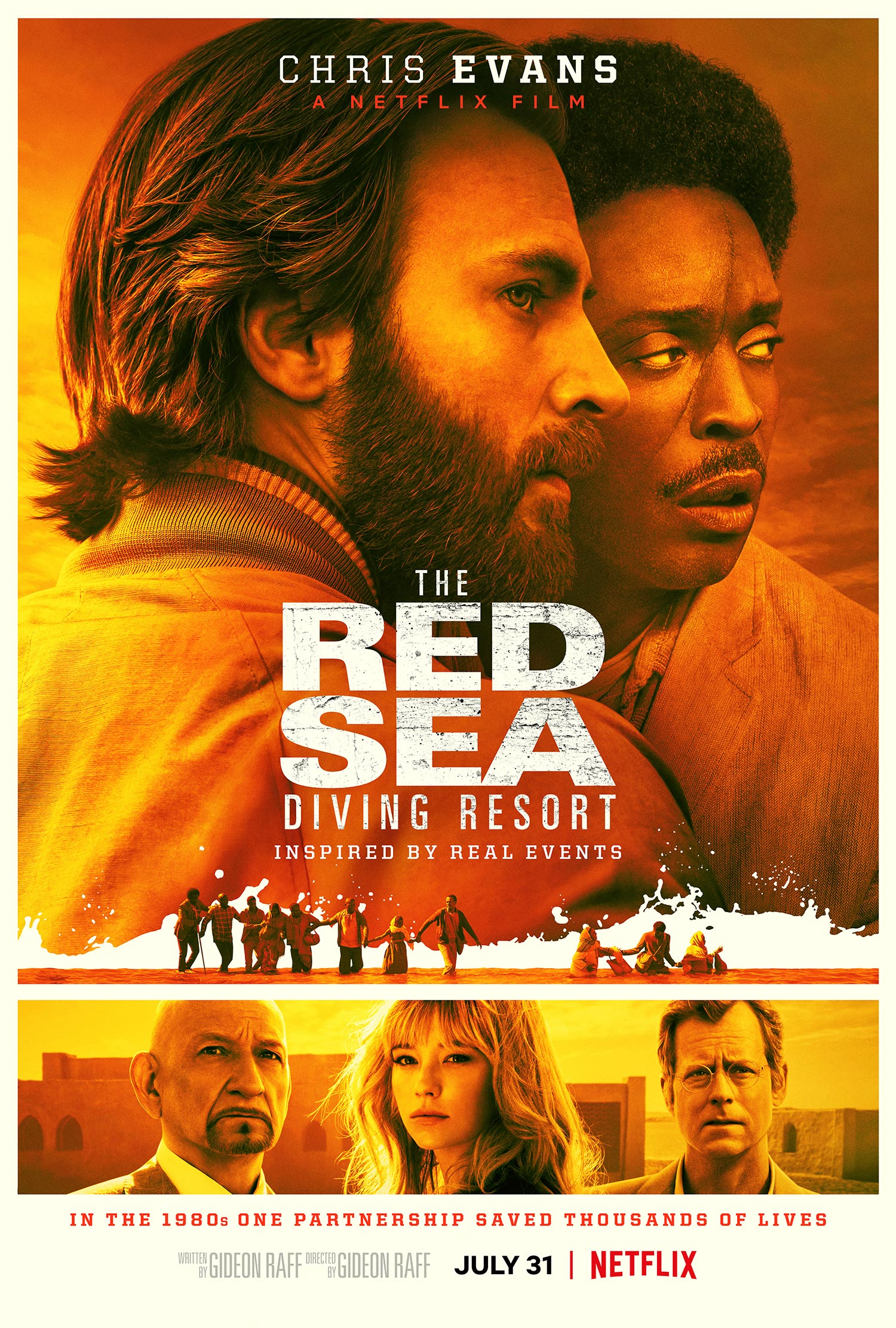 The Red Sea Diving Resort Poster #1