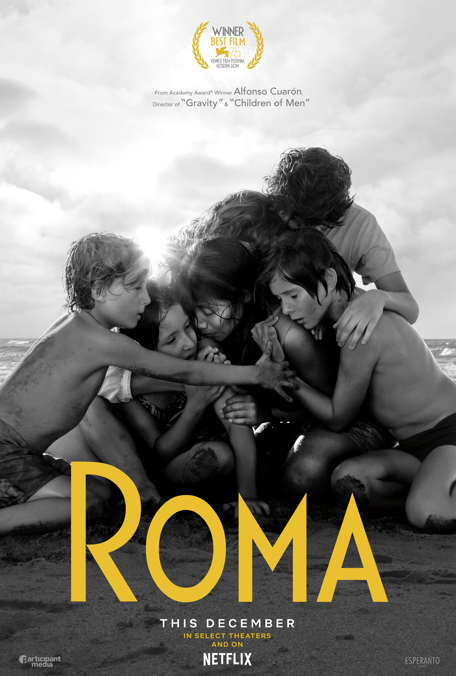 Roma Poster #1