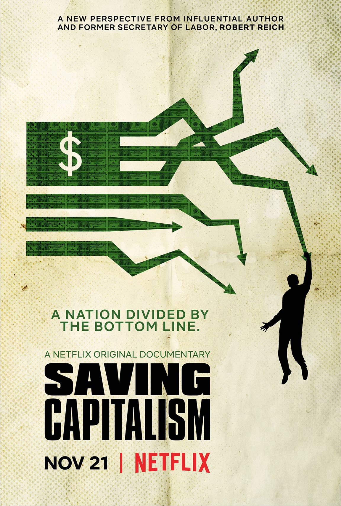 Saving Capitalism Poster #1