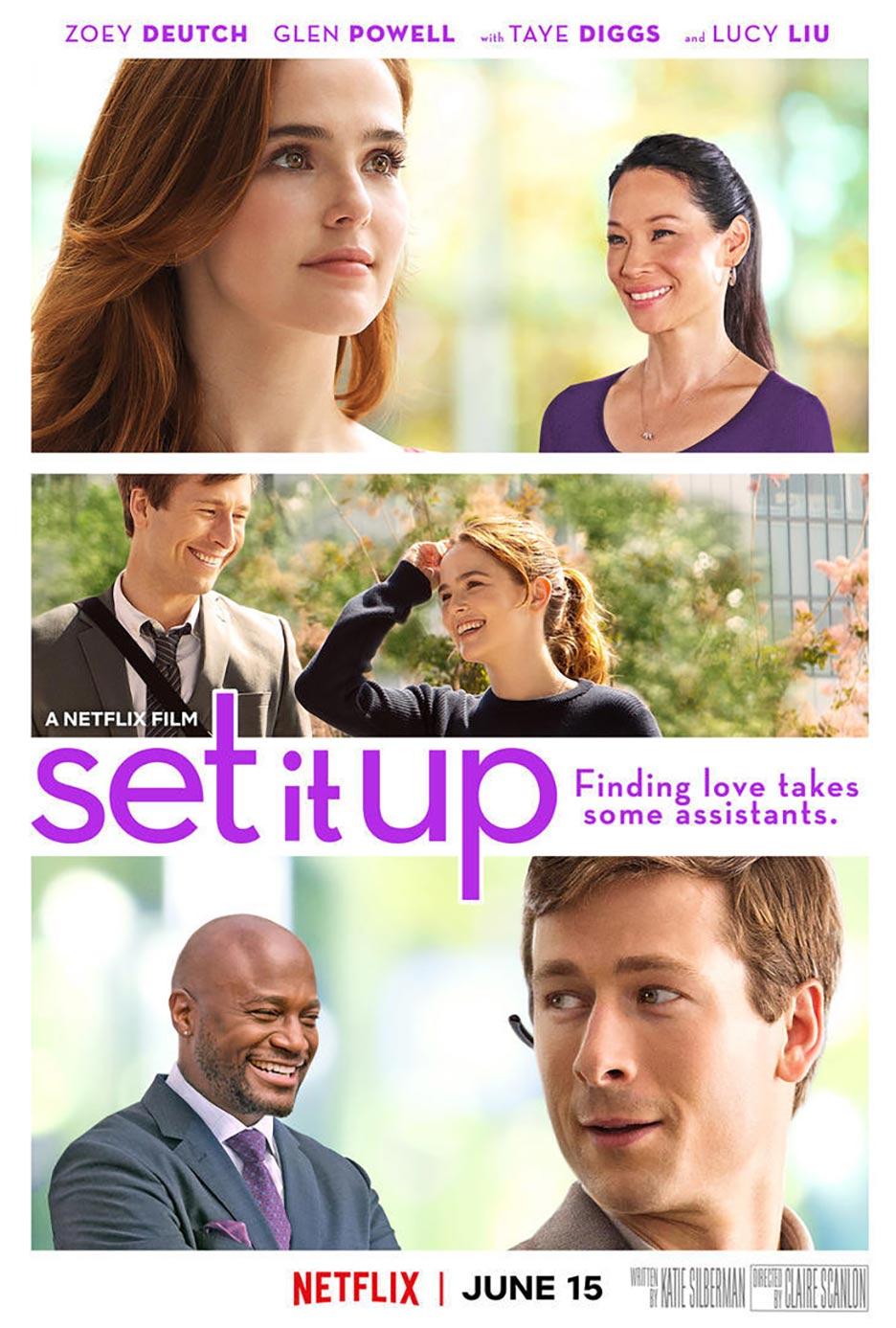 Set It Up Poster #1