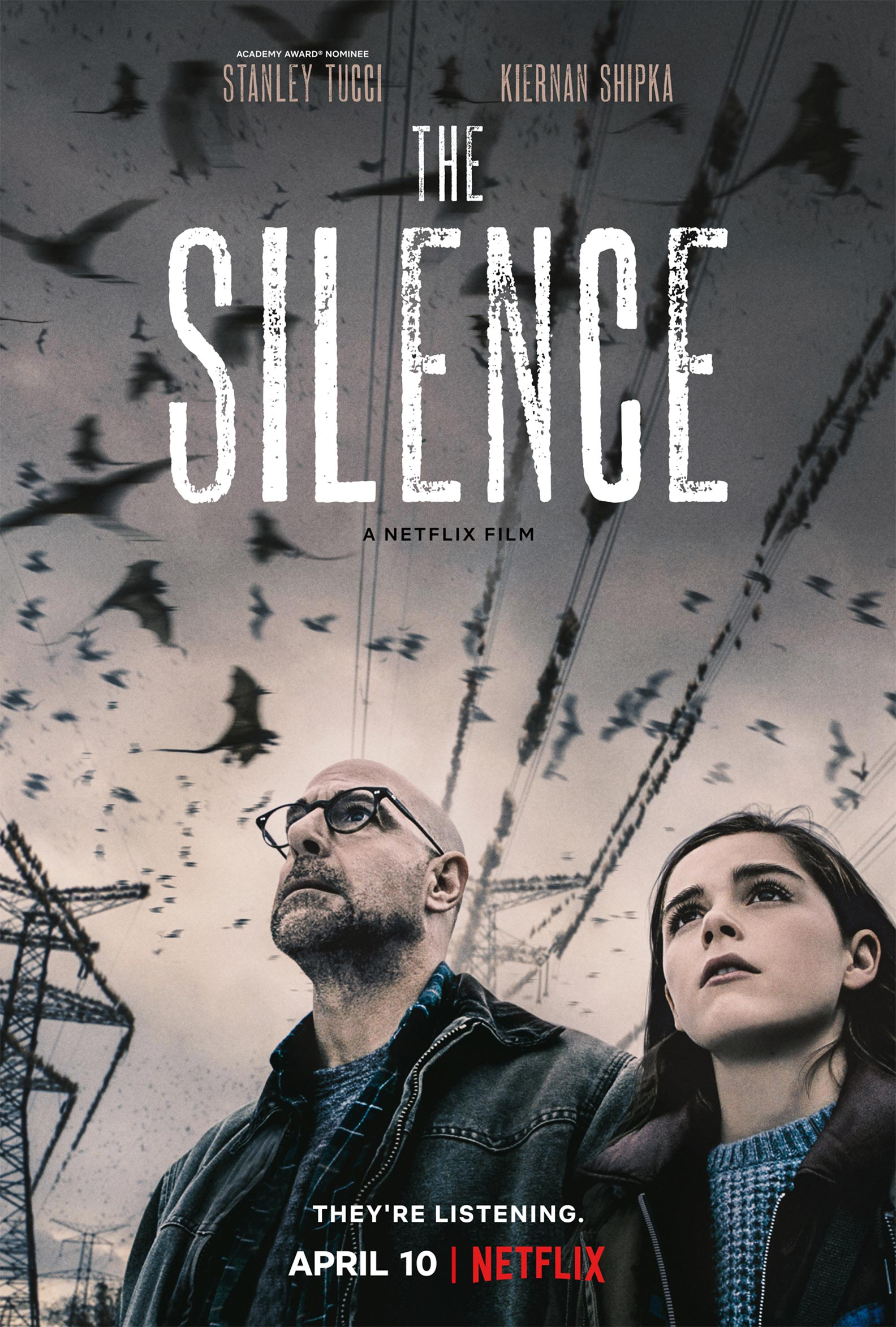 The Silence Poster #1