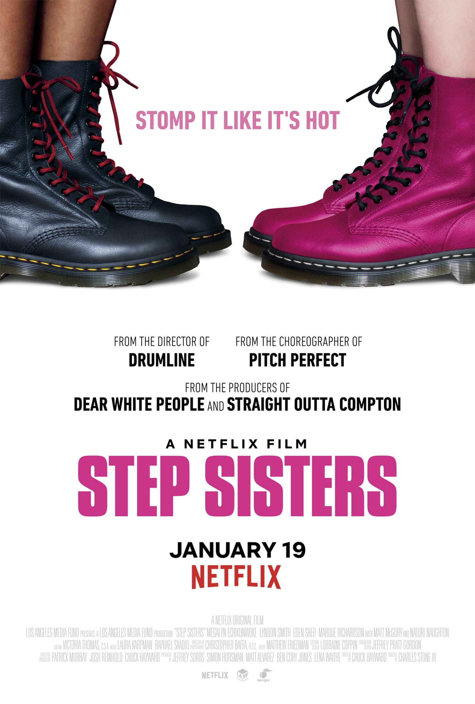 Step Sisters Poster #1
