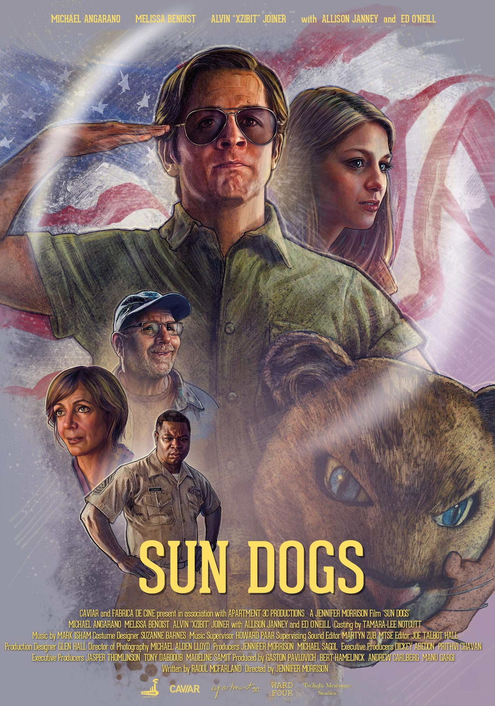 Sun Dogs Poster #1