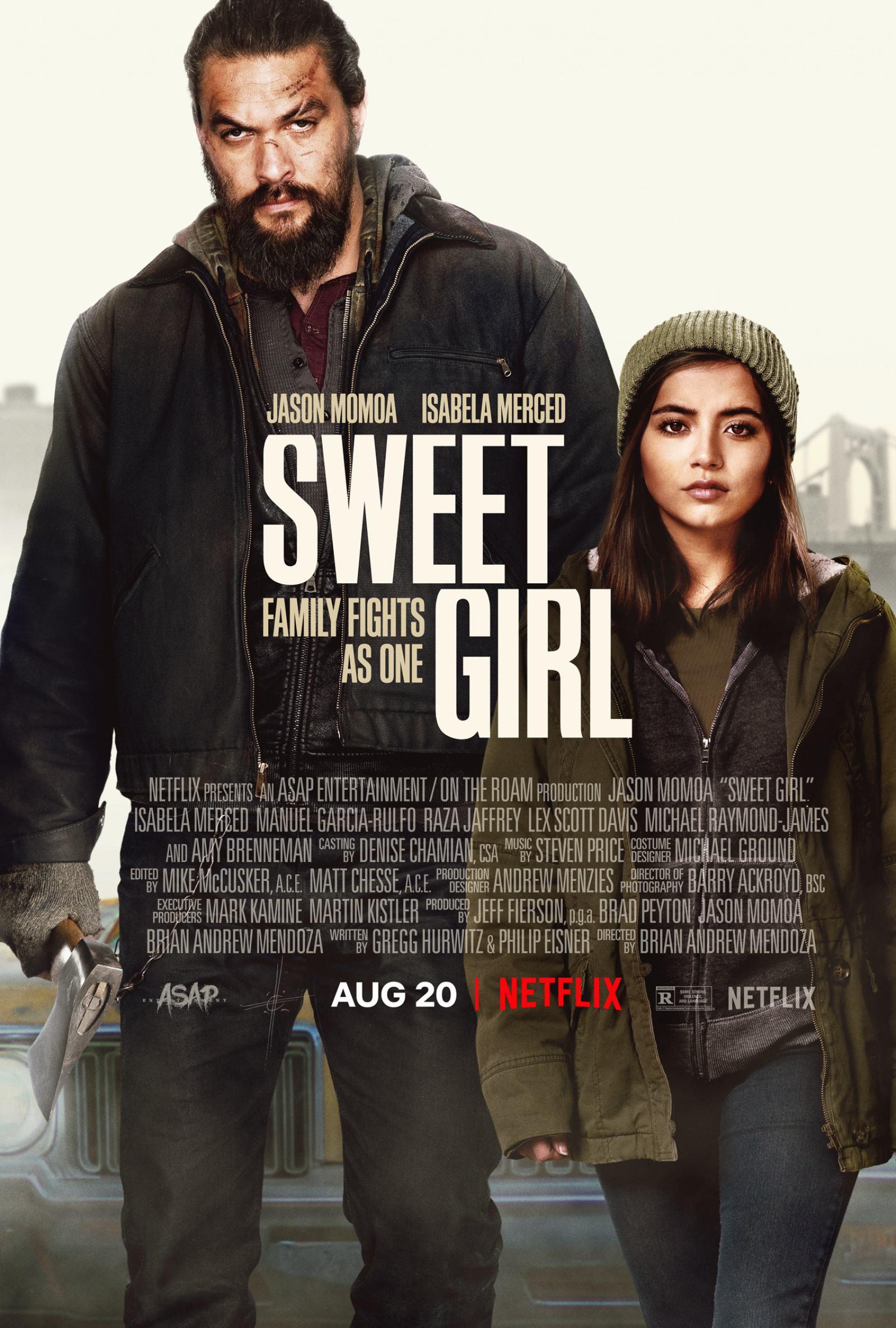 Sweet Girl Poster #1