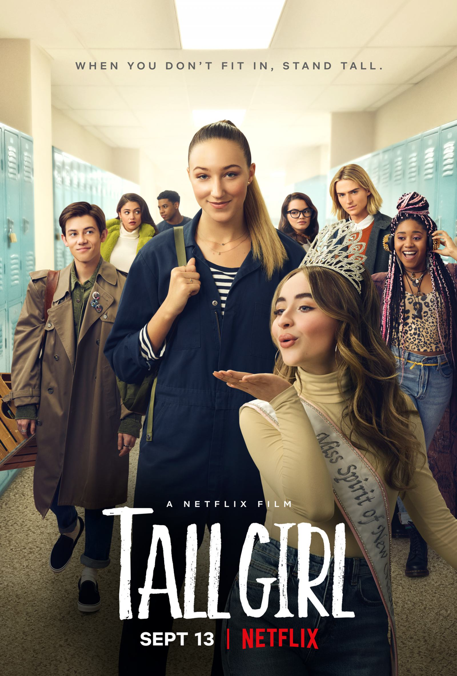 Tall Girl Poster #1
