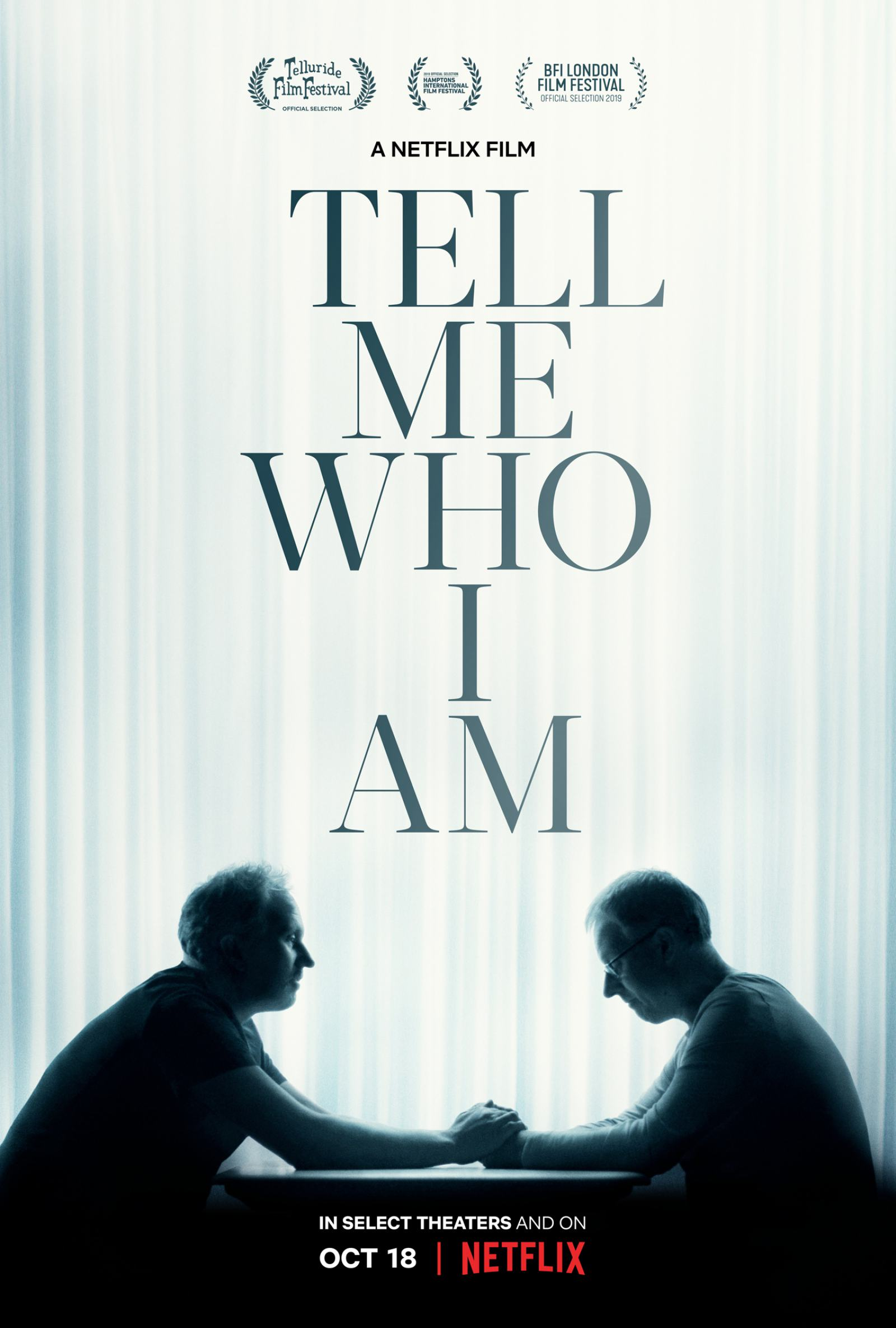 Tell Me Who I Am Poster #1