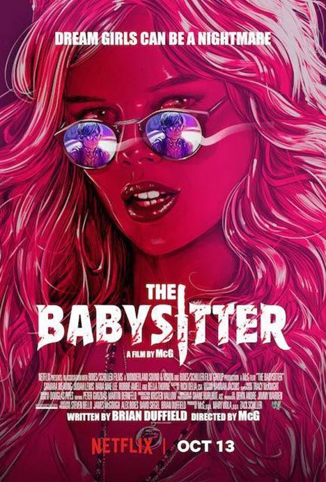 The Babysitter Poster #1