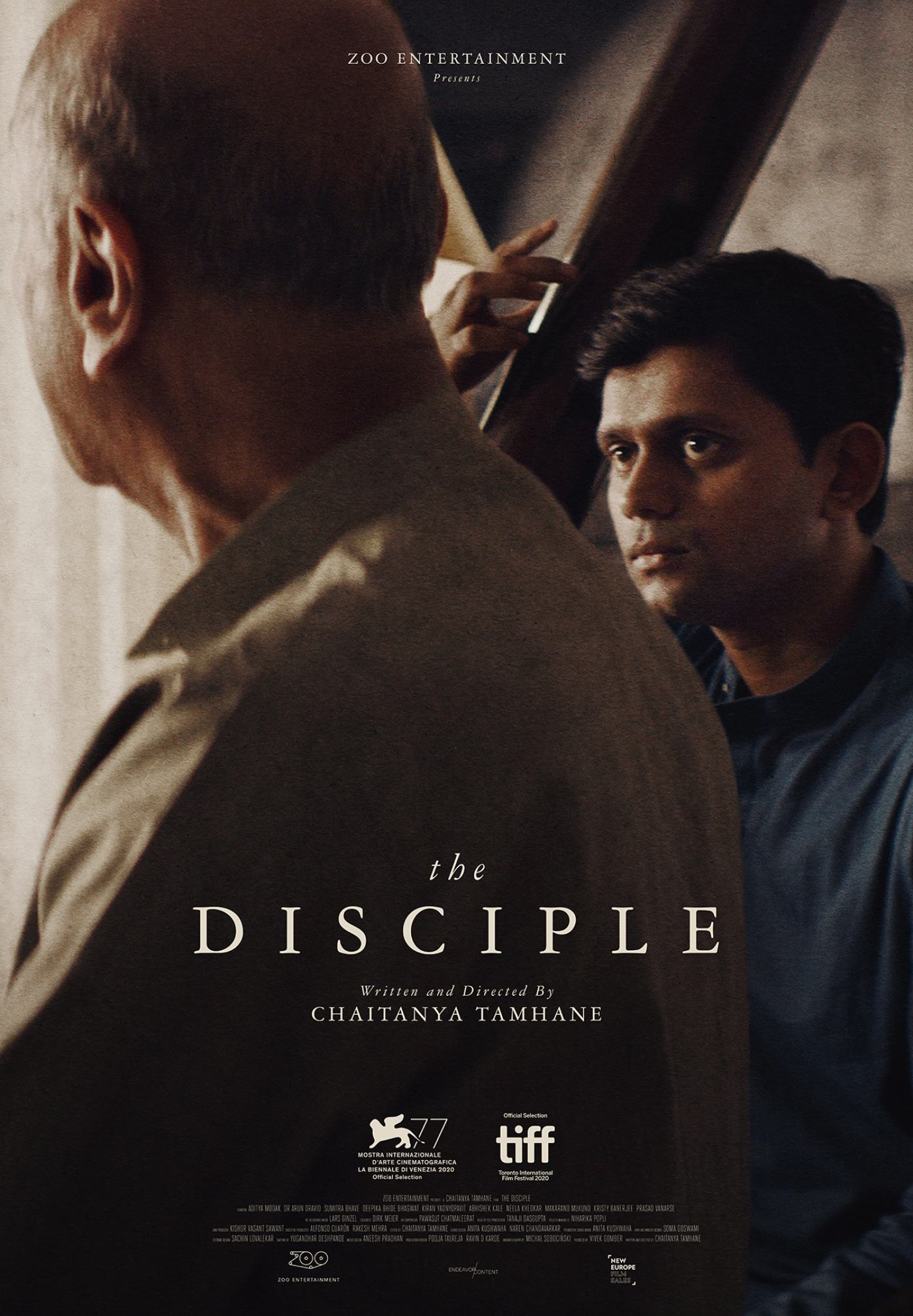 The Disciple Poster #1