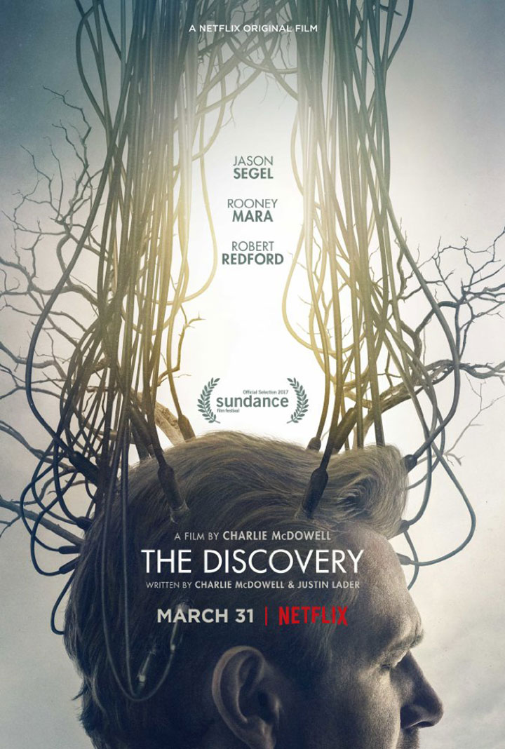 The Discovery Poster #1