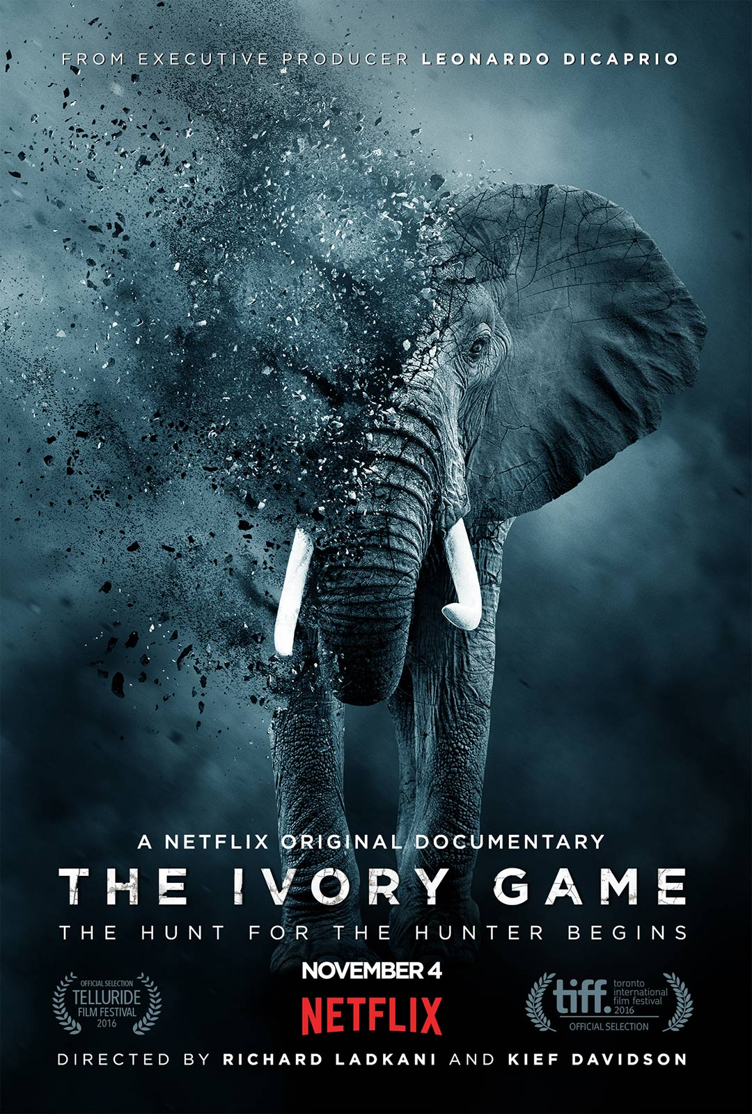 The Ivory Game Poster #1