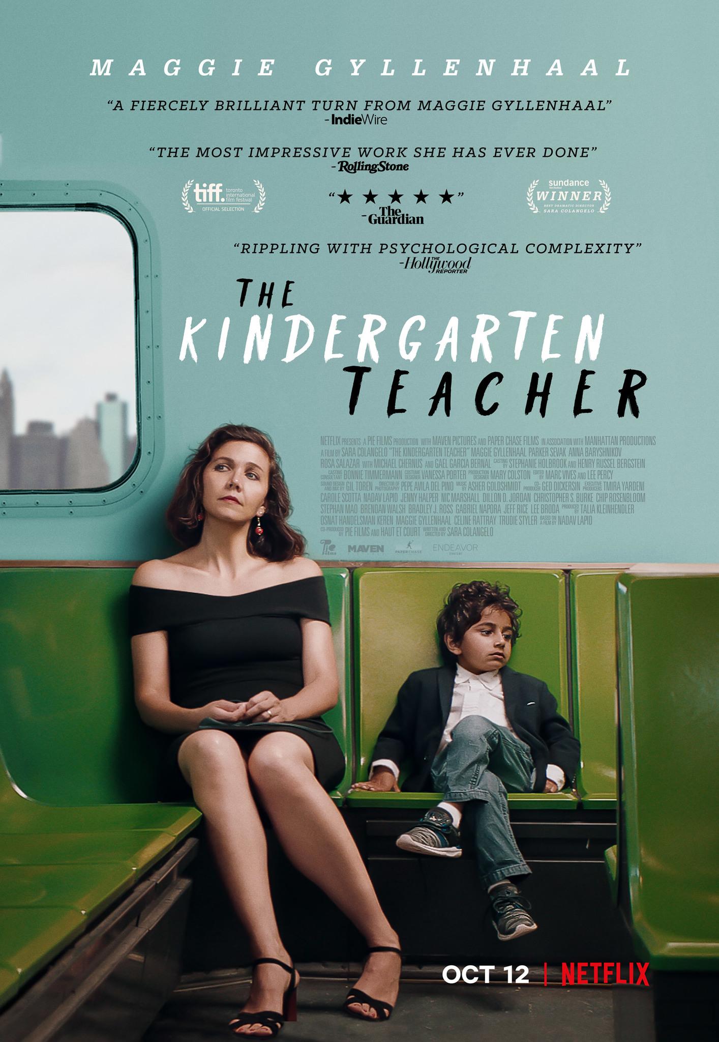 The Kindergarten Teacher Poster #1