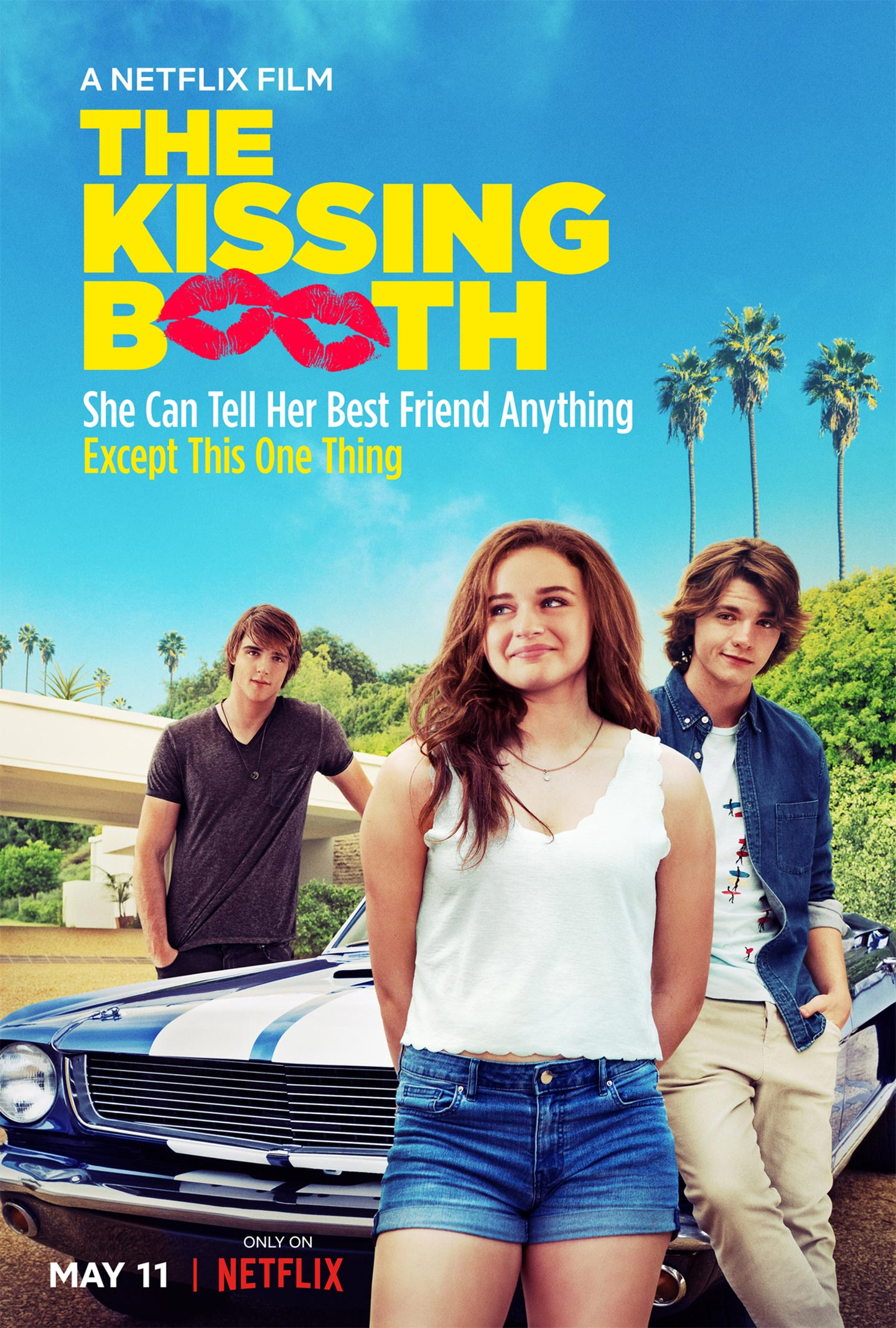 The Kissing Booth Poster #1