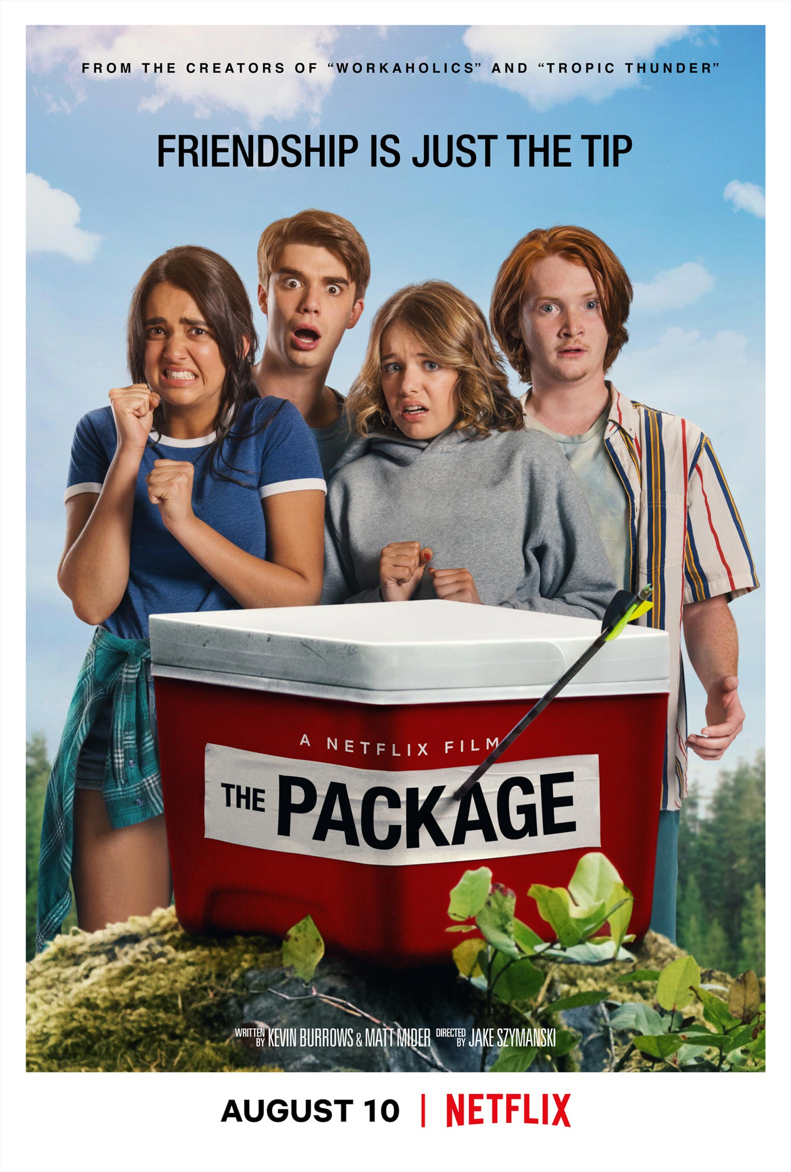 The Package Poster #1