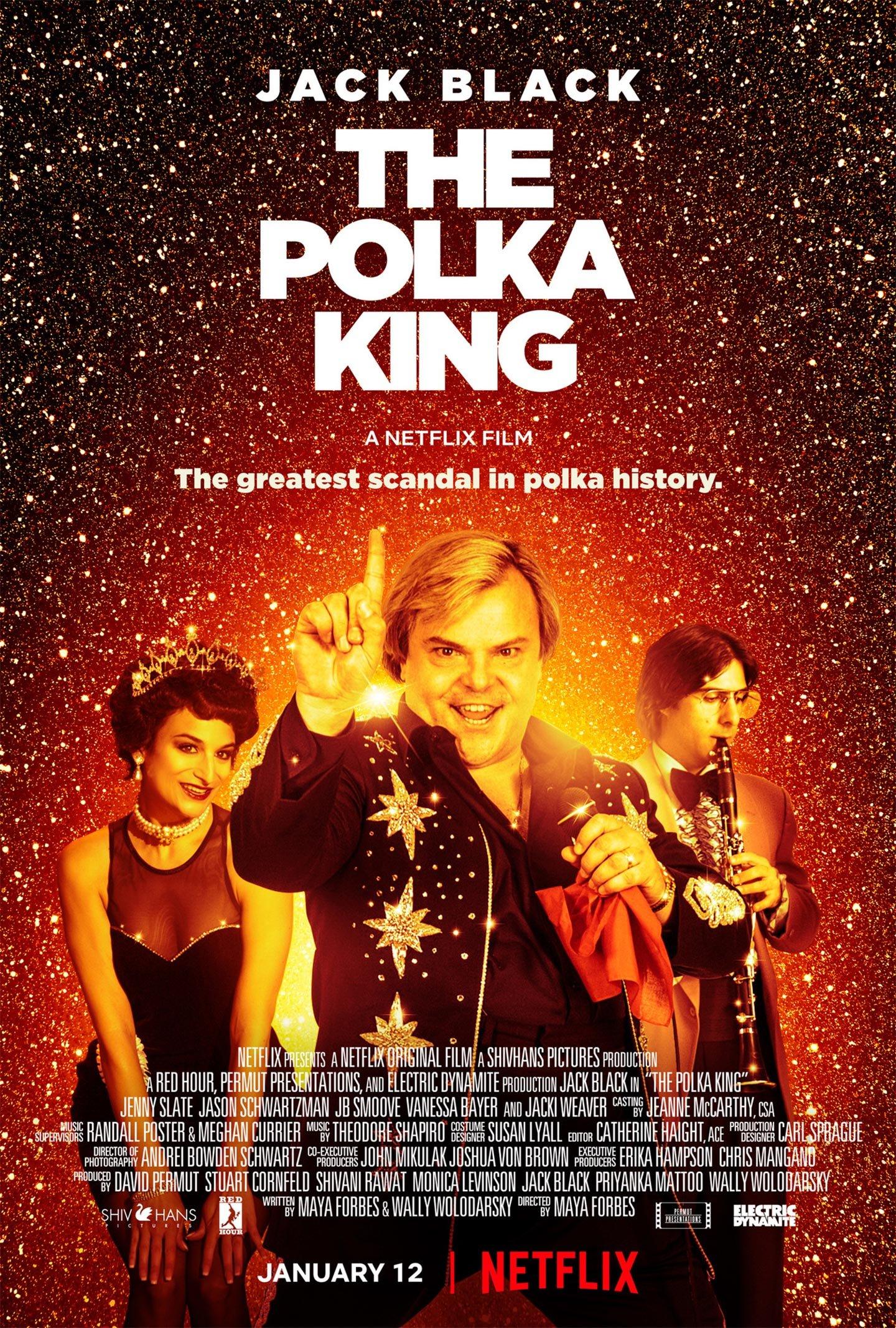 The Polka King Poster #1