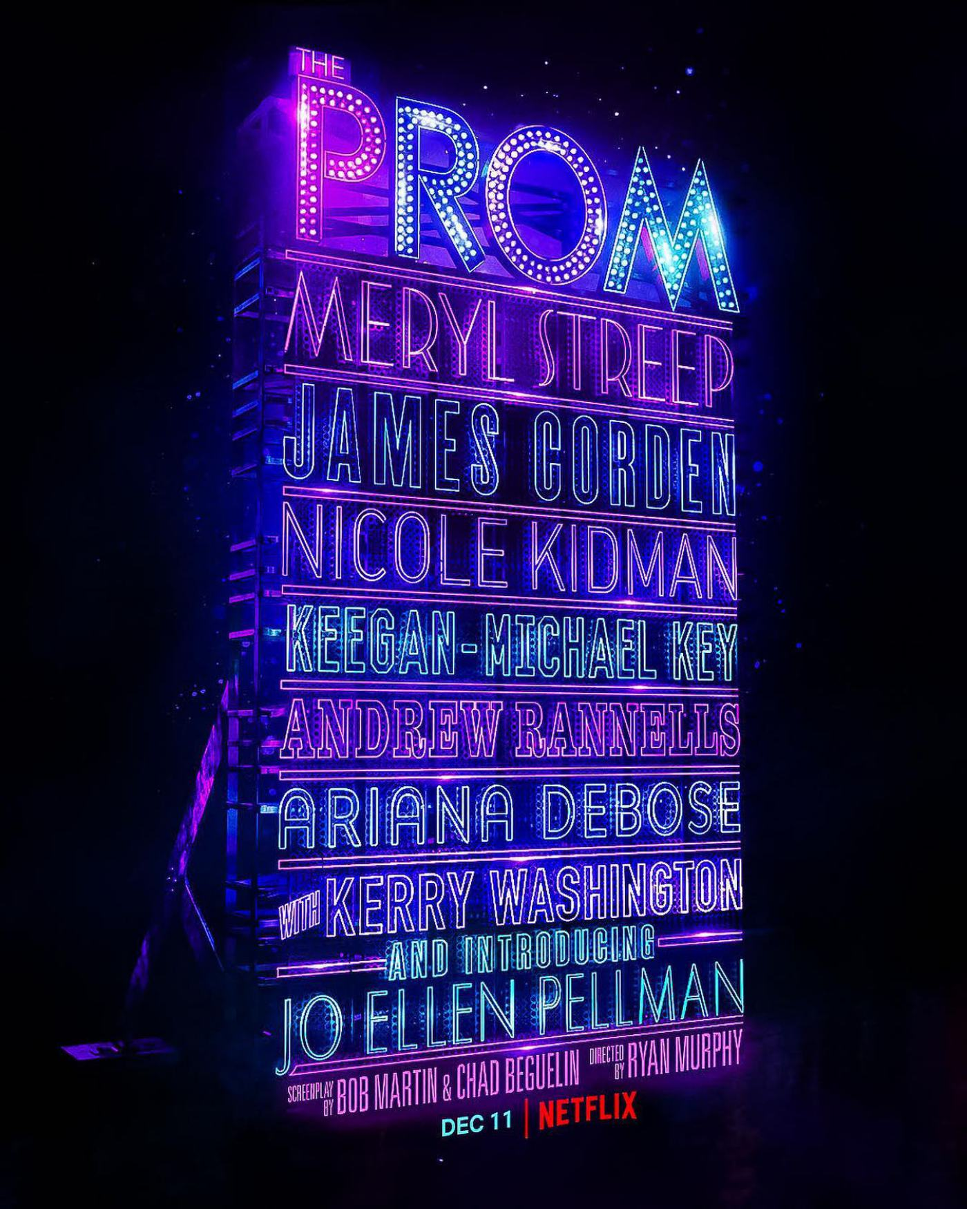 The Prom Poster #1