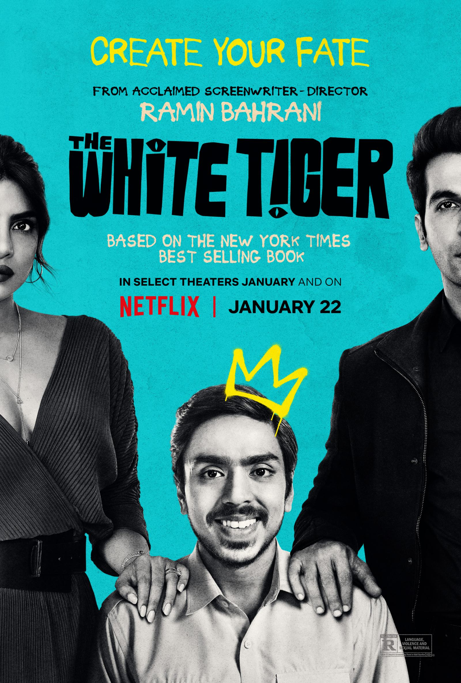 The White Tiger Poster #1