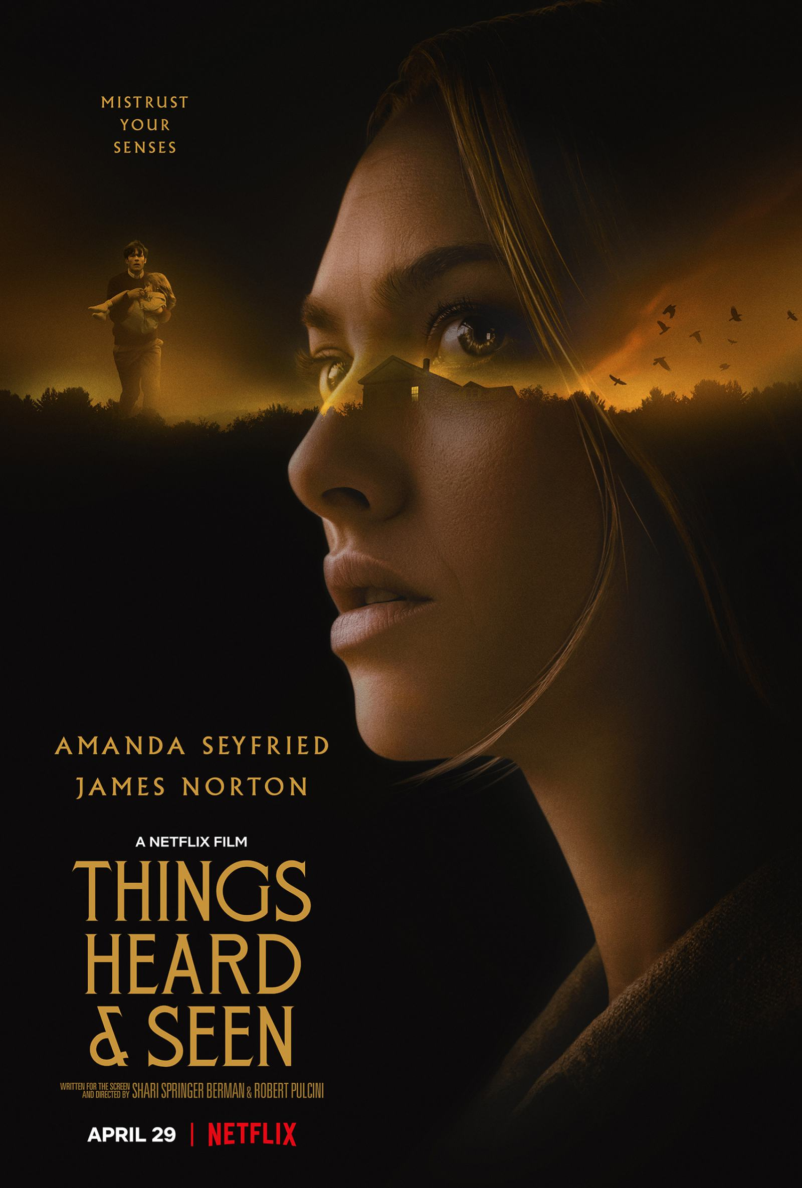 Things Heard & Seen Poster #1