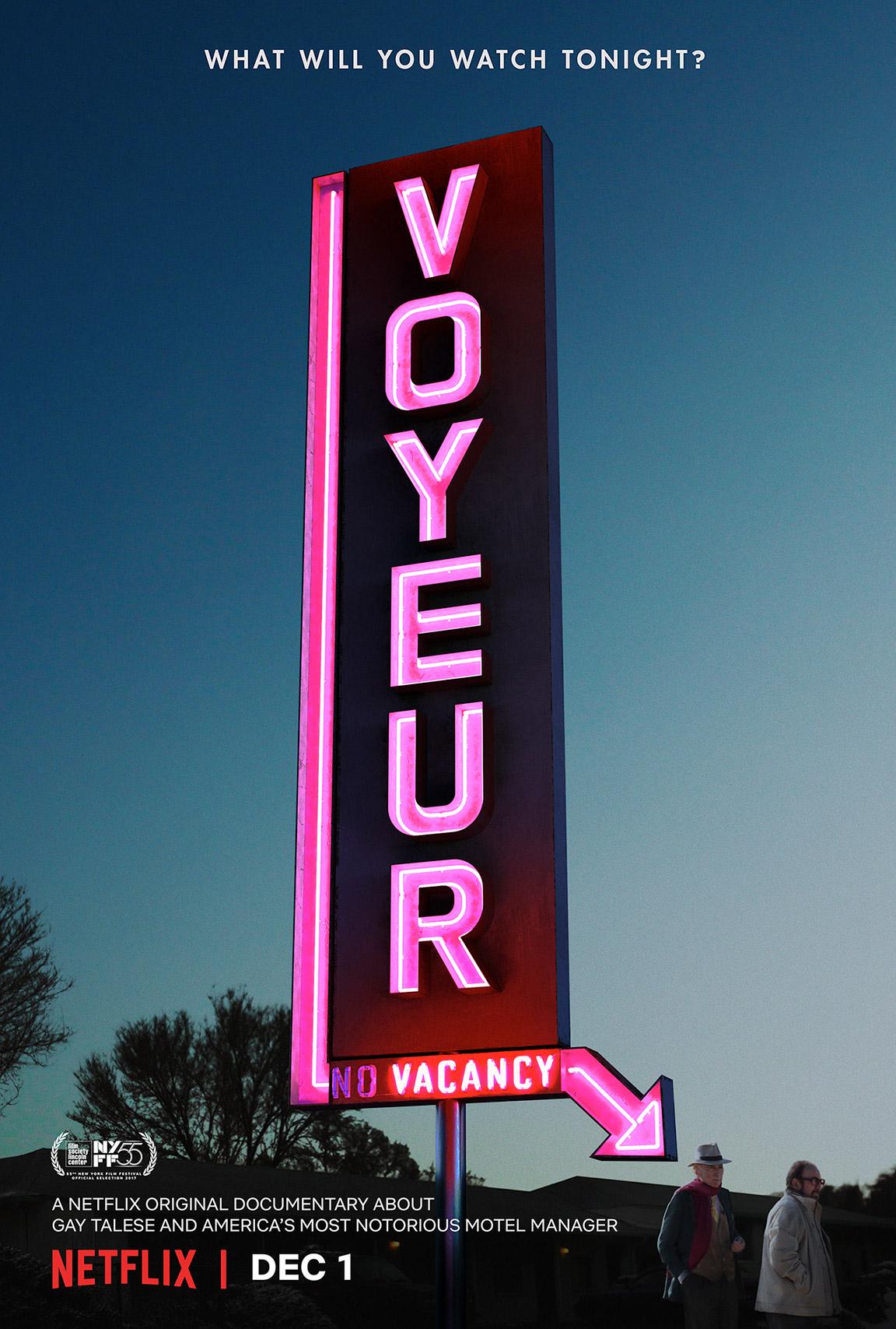 Voyeur Poster #1