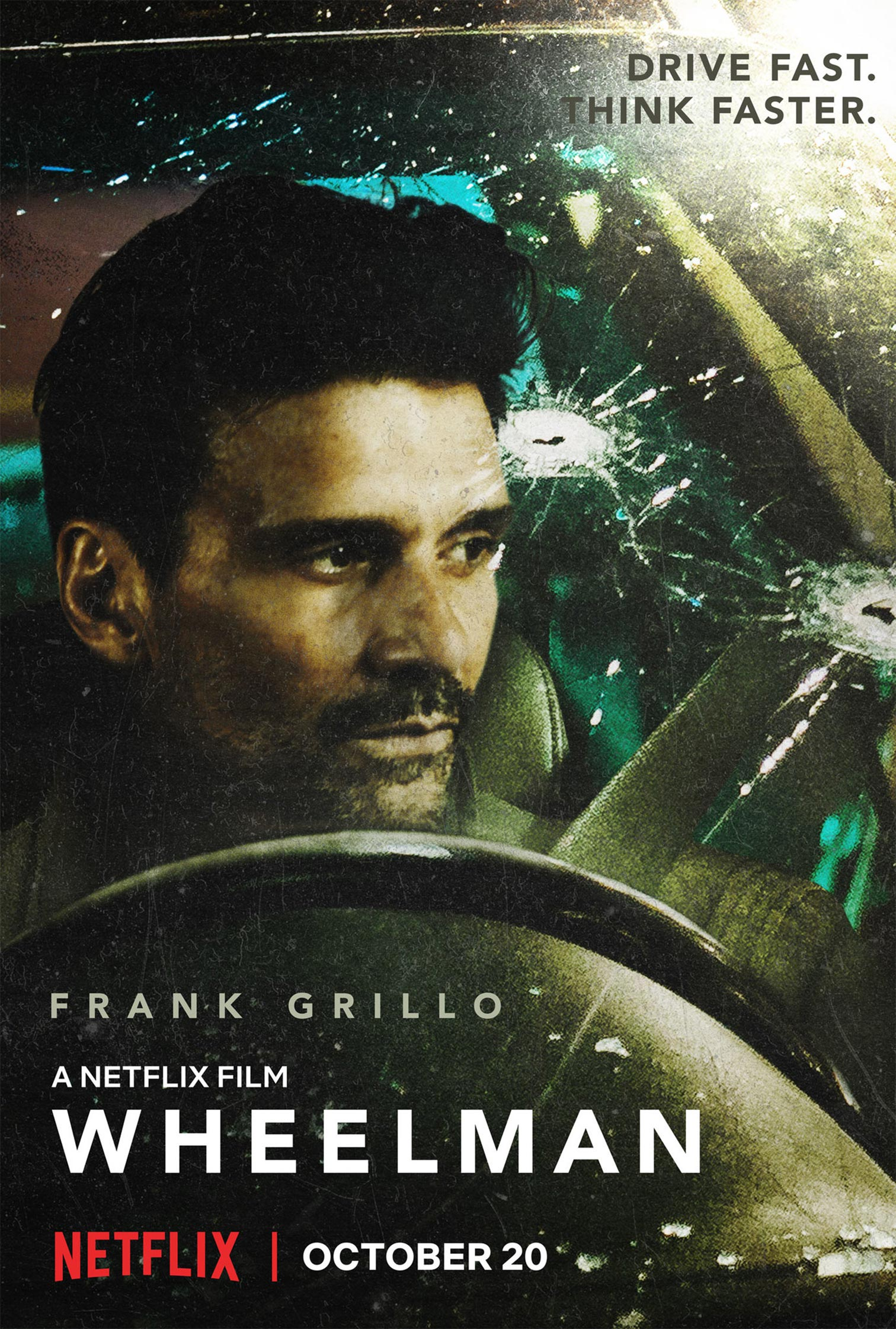 Wheelman Poster #1