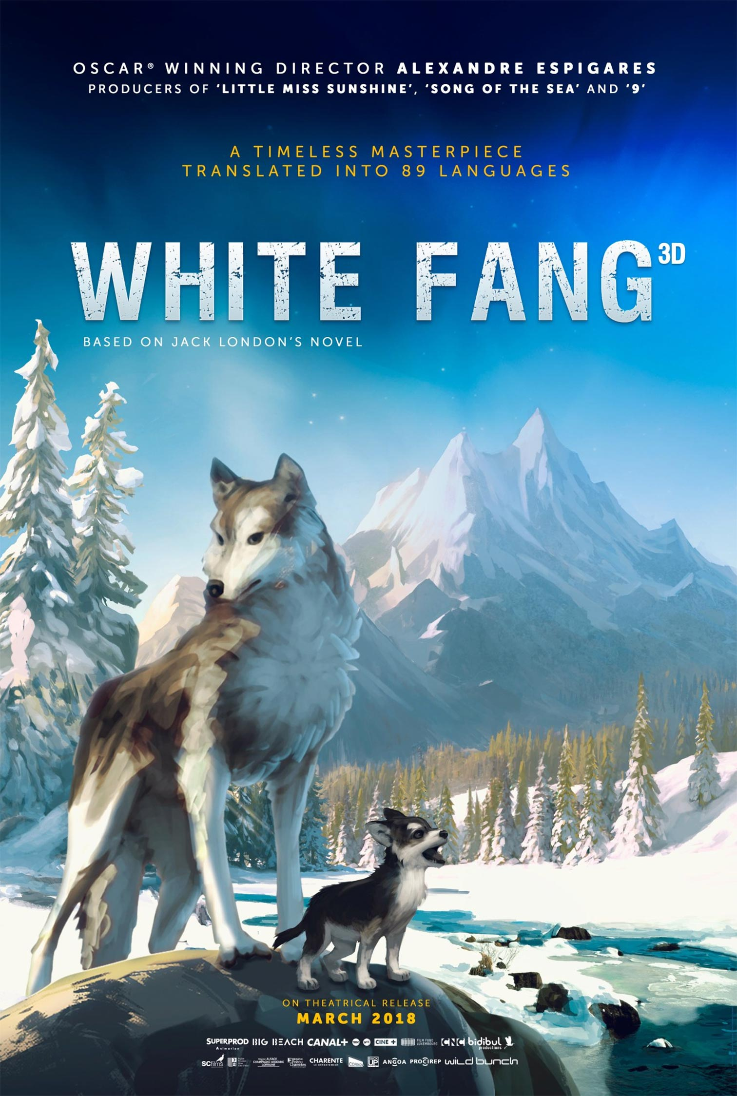 White Fang Poster #1