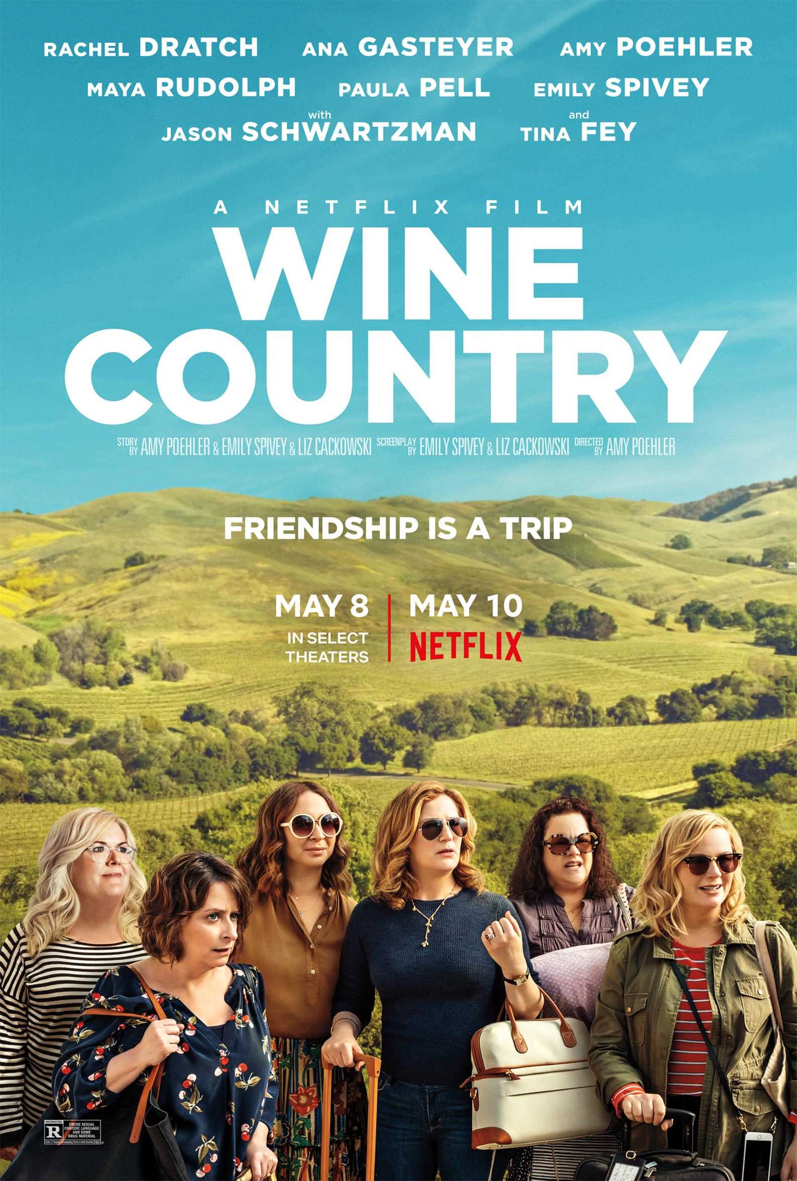 Wine Country Poster #1