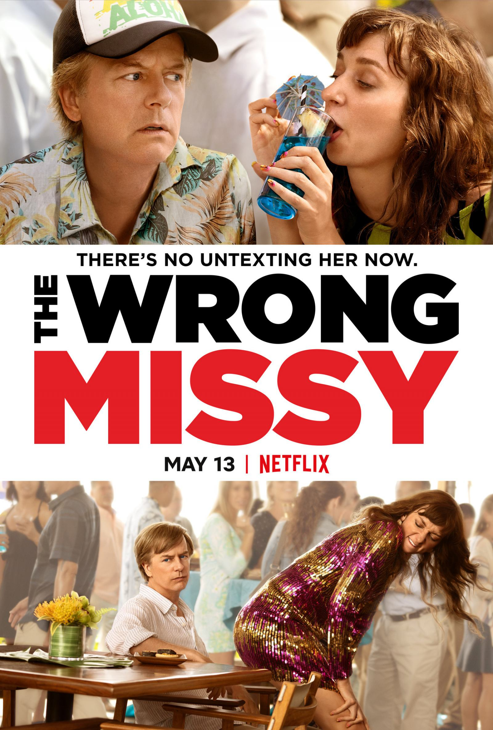 The Wrong Missy Poster #1
