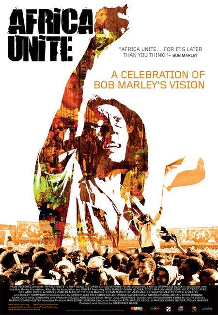Africa Unite Poster #1