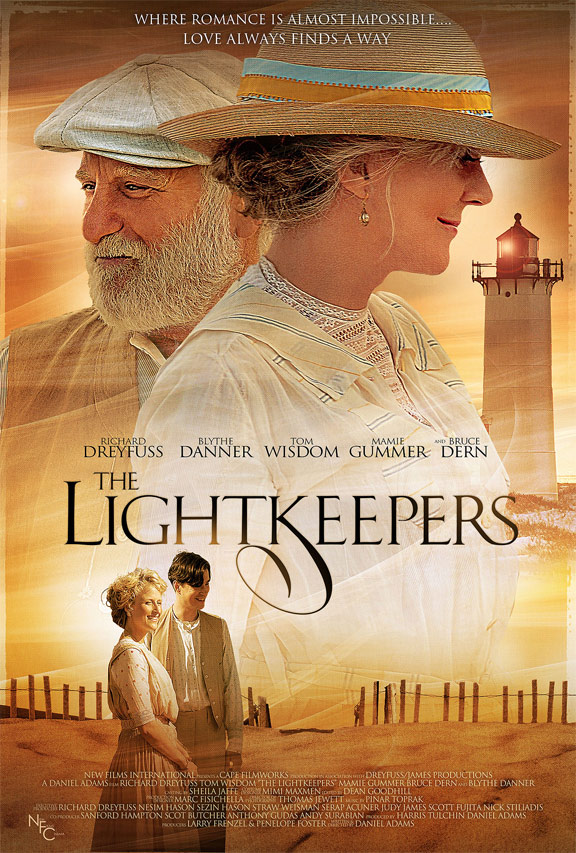 The Lightkeepers Poster #1