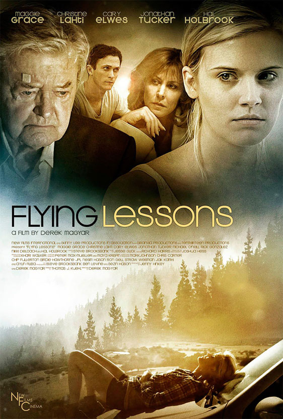 Flying Lessons Poster #1