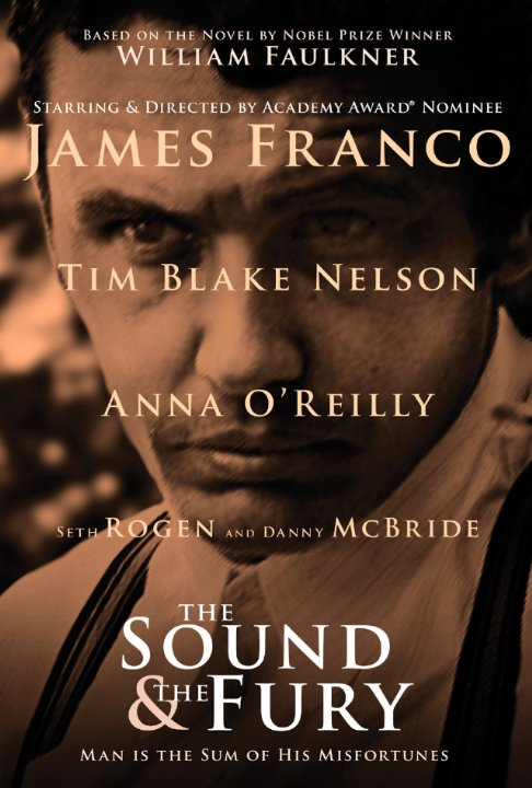 The Sound and the Fury Poster #1