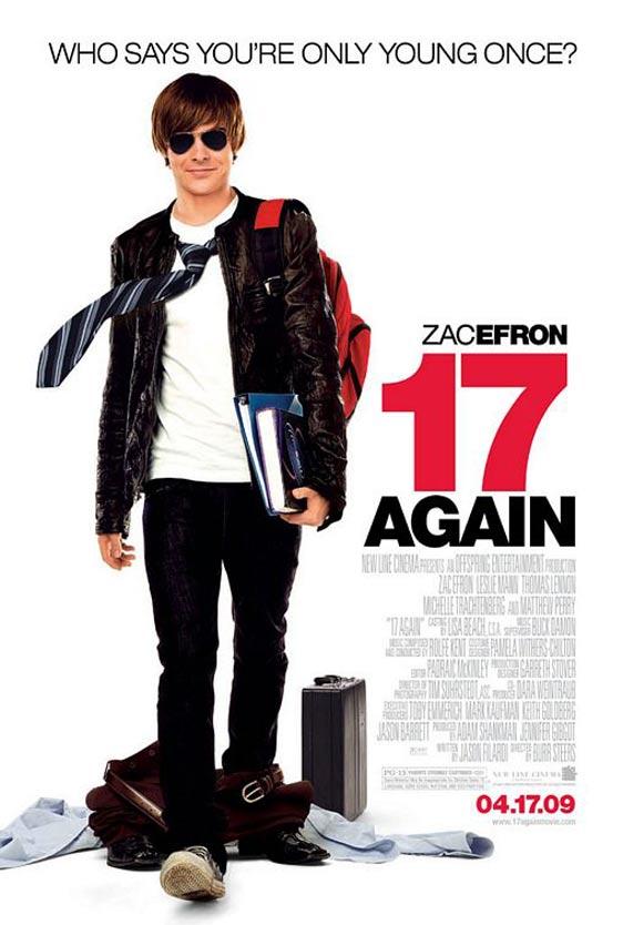 17 Again Poster #1